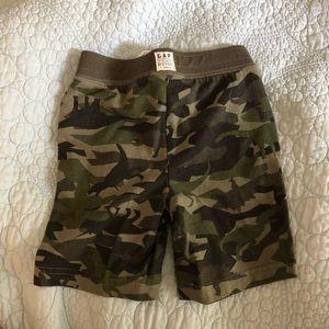GAP Bottoms - Camo toddler gap shorts size 18 - 24 months